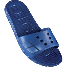 arena Watergrip Sandals Juniors blue